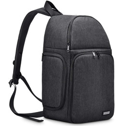 Sling camera bagS dSlr online shopping - AABB Caden Camera Bag Sling Backpack Camera Case Waterproof With Modular Inserts Tripod Holder For Dslr Slr And Mirrorless Ca