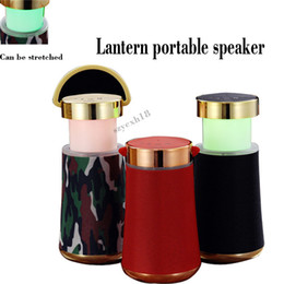 $enCountryForm.capitalKeyWord NZ - Fashion Wireless Bluetooth Speakr Outdoor audio TF card speaker kettle handle speaker creative lantern Sound Illuminated speaker epacket