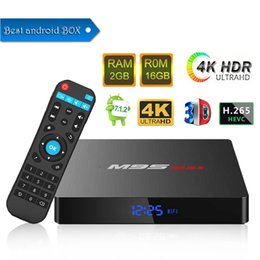 $enCountryForm.capitalKeyWord NZ - Hot M9S MAX Android 7.1 TV BOX 2GB 16GB Amlogic S905W Quad Core 4K 2.4GHz WiFi M9SMAX IPTV Set top box Better X96 TX3 MXQ PRO S905W