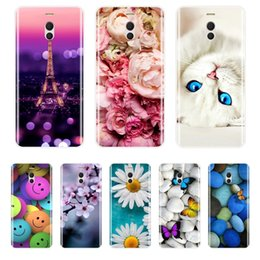 $enCountryForm.capitalKeyWord Australia - Phone Case For Meizu M6 M6s M5c M5 M5s M3s M3 M2 Soft Silicone Tpu Cute Cat Painted Back Cover For Meizu M6 M5 M3 M2 Note Case