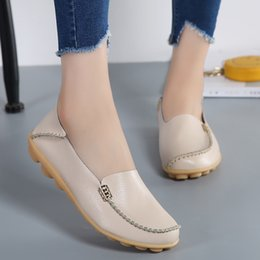 $enCountryForm.capitalKeyWord Australia - 1Youyedian 2019 Women Flats Nurse Shoes Slip On Women Flats Soft Casual Shoes Solid Comfortable Ladies Flat Loafers Shoes