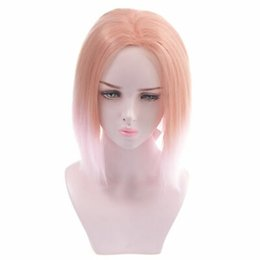 $enCountryForm.capitalKeyWord UK - Details about Women Orange Gradient Bob Short Full Wig Straight Ombre Cosplay Party Wigs