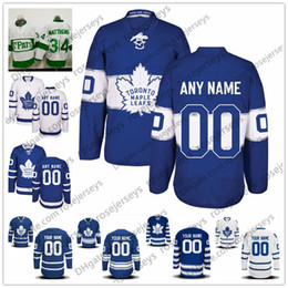 $enCountryForm.capitalKeyWord NZ - Customize Toronto Maple Leafs OLD BRAND Royal Blue Third Centennial Winter Classic White St. Patrick Green men women youth kids Jersey 4XL
