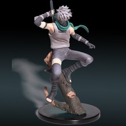 $enCountryForm.capitalKeyWord NZ - New!23 CM Naruto Kakashi Action & Figures Peripherals PVC Comic Anime Character Figure For Collection Decorations Birthday Gifts