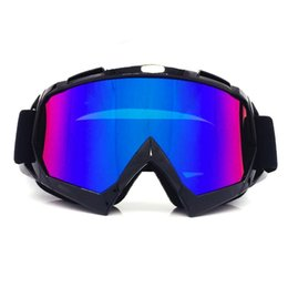 frames motorcycles 2019 - Unisex Motorcycle Outdoor Cycling Mountaineering Skiing Cycling, Mountaineering, Anti-UV Big-Frame Goggles cheap frames