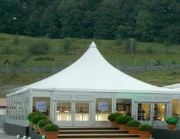 $enCountryForm.capitalKeyWord UK - Cheapest price high quality aluminum steel commercial trade show tent with PVC side wall