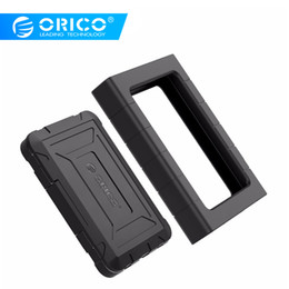 """$enCountryForm.capitalKeyWord Australia - ORICO 2.5 ORICO 2.5\"""" Type-C Rugged Waterproof & Shockproof 5Gbps 10Gbps External Hard Drive Enclosure for 2.5 inch 9.5mm& 7mm SATA HDD SSD"""