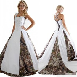 Wholesale corset for dresses for sale - Group buy African Camo Wedding Dresses For Nigerian Bride Modest Middle East Church Vintage Wedding Dress Bridal Gown Corset back