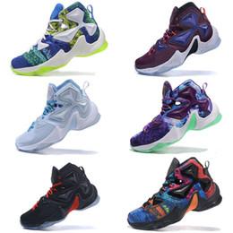 6b2ca711798 Lebron Christmas Shoes Australia - 2019 New What the Lebron 13 mens Kids  Basketball shoes for