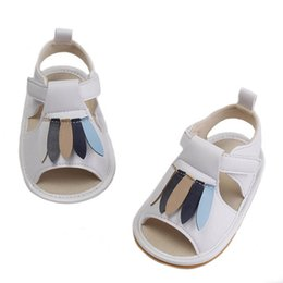 $enCountryForm.capitalKeyWord Australia - New baby shoes toddler shoes designer baby girl shoes Summer newborn sandals infant sandals leather toddler girl sandals 0-1t A5658