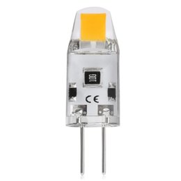 $enCountryForm.capitalKeyWord Australia - Lightme 10PCS Energy-saving G4 DC 12V 1.2W LED Bulb Lamp