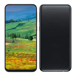 Unlocked Gsm Touch Screen Phones Australia - 6.22inch Goophone QM10 quad core android 8.0 MT6580P 1G RAM 4G ROM 800MP camera GSM WCDMA unlocked phone