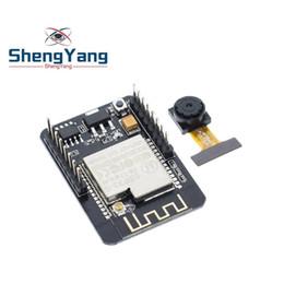 Development Modules Australia - ShengYang ESP32-CAM WiFi + Bluetooth Module Camera Module Development Board ESP32 with Camera OV2640 2MP For Arduino