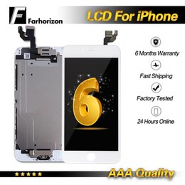 Iphone Screen Testing Australia - For iPhone 6 LCD Touch Screen Digitizer Display Full Set Assembly Replacement Tested Well & Free Shipping