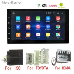Audio For Nissan Australia - Android Car Radio Multimedia Audio Stereo FM 2din GPS Navigator Bluetooth For Volkswagen Honda Nissan Hyundai Kia toyata CR-V