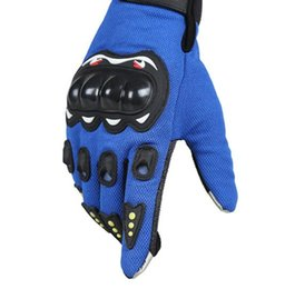 $enCountryForm.capitalKeyWord Australia - Touch screen outdoor knight's all-finger thermal protective gloves riding gear motorcycle gloves