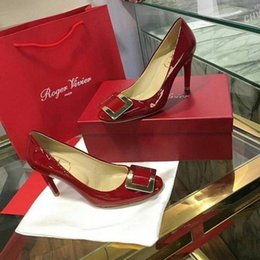 High Quality Dresses For Australia - 2019 Newest Arrival Women's Elegant Dress Shoes Exquisite And Brand Quality Shoes High Heels and elegant shoes for women