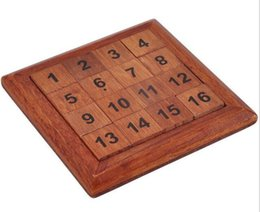 $enCountryForm.capitalKeyWord UK - 2017 New Iq Math Wooden Brain Teaser Puzzle Number Baffling Game For Adults Children