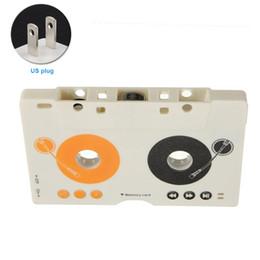 $enCountryForm.capitalKeyWord Australia - Vintage Remote Control Kit Portable USB Audio Stereo Car Cassette Player Automatic Professional Tape Adapter MP3 Music MMC