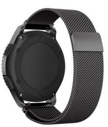 $enCountryForm.capitalKeyWord Australia - 22mm 20mm 18mm Milanese For Samsung Gear sport S2 S3 Frontier Classic Band huami amazfit bip Strap huawei GT 2 galaxy watch active 42 46mm