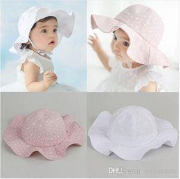 Sun Hat Princesses Australia - fitted hats Toddler Children Baby Girls Sun  Hats Spring Summer Caps 64963217dbd0