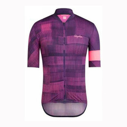 rapha cycling 2020 - 2020 New RAPHA Cycling Jersey Ropa Ciclismo Hombre Summer Bicycle Clothes Sportswear Bike Cycle Racing Clothing spain sh