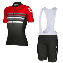 $enCountryForm.capitalKeyWord UK - 2019 Ale New Men Breathable Short Sleeve Cycling Sets Clothes Jerseys Bib Shorts Bike Ropa Ciclismo Bicycle Jersey A020378