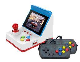 Joystick for arcade games online shopping - Portable Retro Miniature Arcade Game Console Handheld Game Machine Inch Screen Joysticks Classic Games Gift for Kids Cradle Design