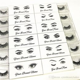 lash extension designs Australia - Lash Extension Customized Logo and Designs for Private Sticker Label (Used for Mink Lashes Natural 3D Mink Eyelashes False Lashes)