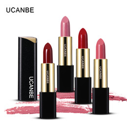 $enCountryForm.capitalKeyWord NZ - DHL Free Moisturizer Lipstick Original Hydrating 5 Color Gold Matte Lip Makeup Red Waterproof Long-lasting Easy to Wear Nude Sexy Lip Stick