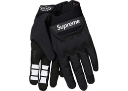 Racing glove motoR online shopping - Sup Racing Gloves Black Winter Gloves Motor Sking Hand Protector Workout Glove Brand New