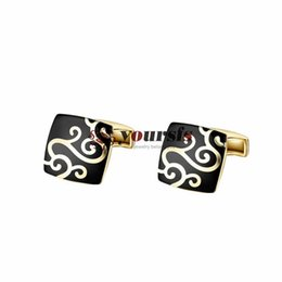 "figure classics UK - ""Yoursfs® Men Classic Stainless Steel Wedding Anniversary Figure Cuff Link "" C414"