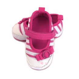 $enCountryForm.capitalKeyWord Australia - Newborn Baby Toddler Shoes Girl Baby Moccasins Infant Shoes For Kids Canvas First Walkers Girls Boys Spring 0-18 Months