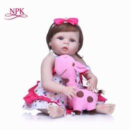 New 56cm Soft Child Kids Newborn Reborn Doll Simulation Baby Pretend Role Play Toy Toys & Hobbies Dolls & Stuffed Toys
