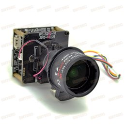 5x Zoom Camera Australia - 5x Video Zoom Auto Focus WDR 2MP IP Camera Module Sony Starvis IMX327 CCTV Smart Security IPC Main Board PCB SIP-E327DML-27135