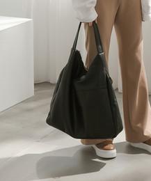 $enCountryForm.capitalKeyWord Australia - Luxury Handbags Women Bags Designer Soft Genuine Leather Shoulder Bag Female Large Capacity Casual Tote Black Messenger Bags