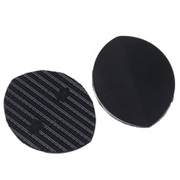deodorant sticks Canada - 1pair Black Mens DIY Stick On Shoes Sole Anti-Slip Hard-Wearing Mat Soles Pads Sticker for kitchen