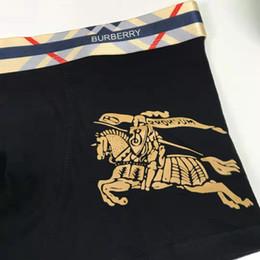 356e5c597d2 2019 Playboy high-end gift box underpants underpants hip stretch cotton men  boxer underwear men Leggings