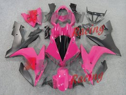 Yamaha R1 Pink Australia - 3Gifts High quality New ABS motorcycle fairings fit for YAMAHA YZFR1 04 05 06 YZF R1 2004 2005 2006 YZF1000 fairing kits custom pink