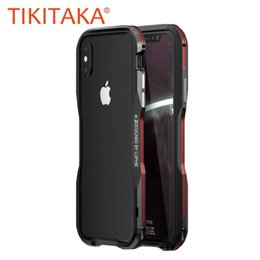 $enCountryForm.capitalKeyWord Australia - Aluminium Frame 360 Protective Armor Phone Case For Iphone X Xs Max Xr Cover Metal Bumper For Iphone 7 8 Plus Case Coque T190710