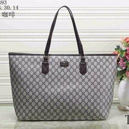 c31b3209719 2019 GUCCI Boutique Classic letter pattern Brown Ms Fashion handbag Fashion  bag Woman shoulder bag multiple colour