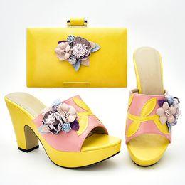 $enCountryForm.capitalKeyWord Australia - 2019 brand fashion designer luxury handbags purses Italian Heeled shoes bag set for women Lace Tas Set Versierd met Appliques Vrouwen Schoen