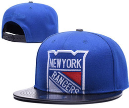 sports shoes 2c4af 49b4b New Caps RANGERS cap Hockey Snapback New York Hats Women Men Team Hats Mix  Match Order All Caps Top Quality Hat 00