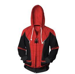 $enCountryForm.capitalKeyWord UK - Europe and the United States Explosions Marvel Avengers Spiderman Digital Printing 3d Sweater