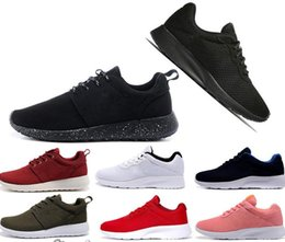 Mens Summer Walking Shoes NZ - Trainers Sneakers Designer Brand Sport Shoes Casual Tanjun Outdoor Walking London Black White Red Blue Mens Running Shoes Race Runners