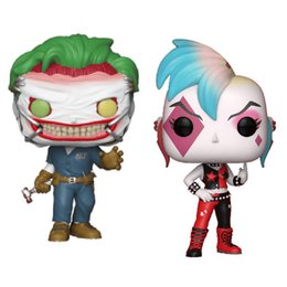 $enCountryForm.capitalKeyWord UK - Free shipping FUNKO POP punk clown hands hali Kuiyin doll model ornaments 233# 272# Children Christmas Toy Gift