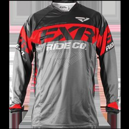 $enCountryForm.capitalKeyWord NZ - Roupa Ciclismo Ropa Ciclismo 2018 New Fxr Mx Motocyclers T-shirt Mountain Bike Jersey Downhill Motocross Bmx Dh Full S-5xl Size