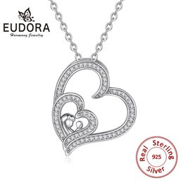 dd779f000 Gold baby jewelry online shopping - Sterling Silver Baby Mother Pendant  Necklace for Women Cute Baby
