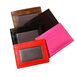 Chinese  Fashion Women Bank Credit Card Holder Female PU Card Package Coin Purse Business Card Holder ZC0558 manufacturers