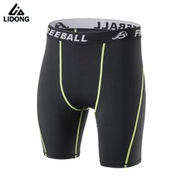 $enCountryForm.capitalKeyWord Australia - 2017 New Men's Sports Compression Running Shorts Gym Tights Soccer Basketball Undershorts Cycling Underwear